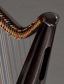 Superlight Harp